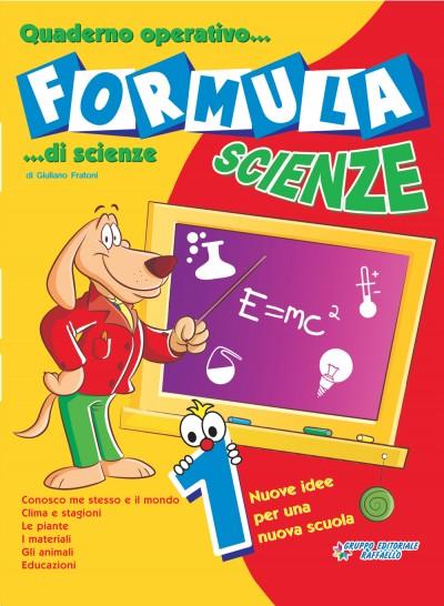 Formula SCIENZE