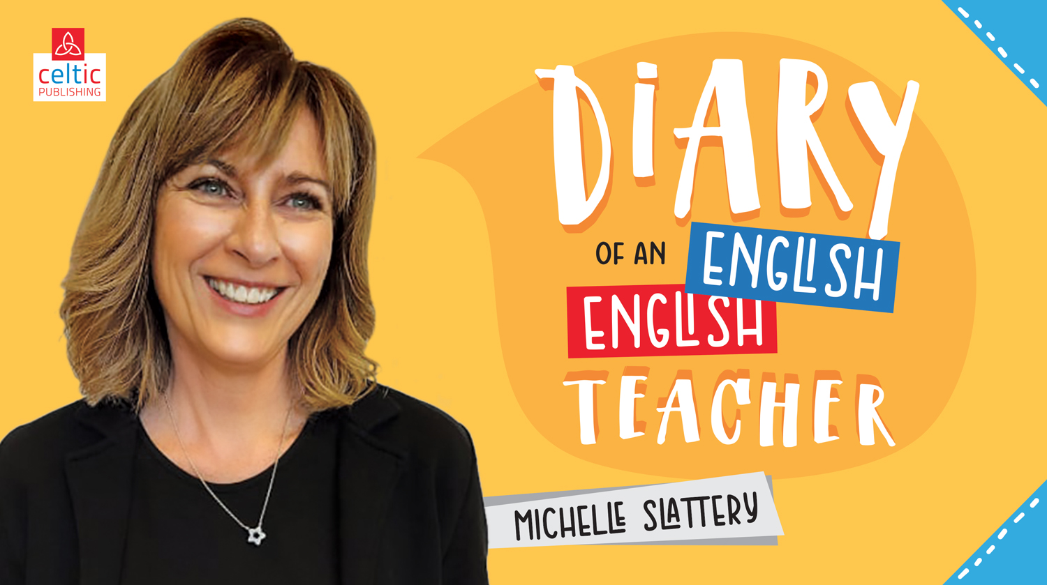 Diary of an English English teacher