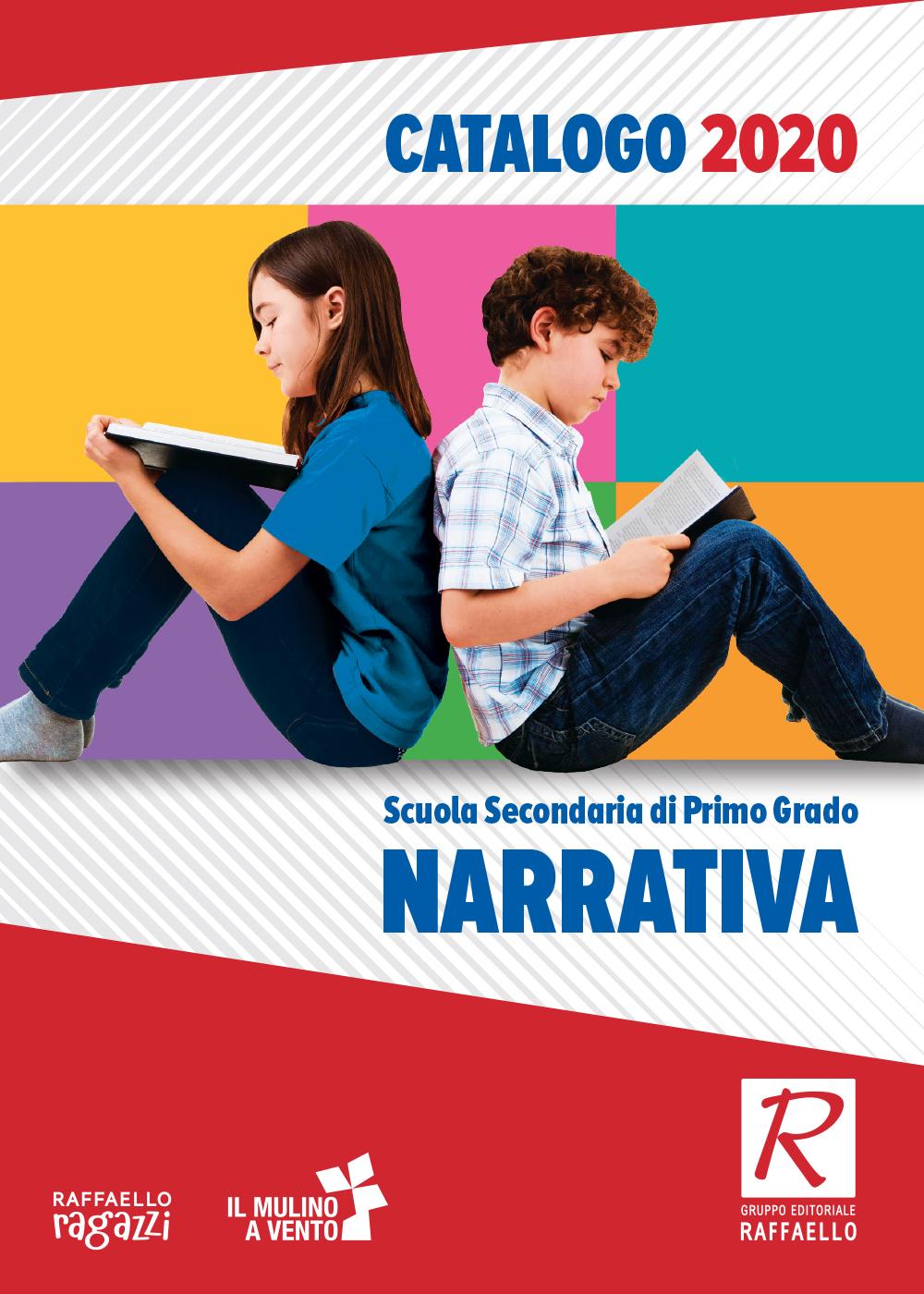 Narrativa Scuola Secondaria 2020 - Il Mulino a Vento