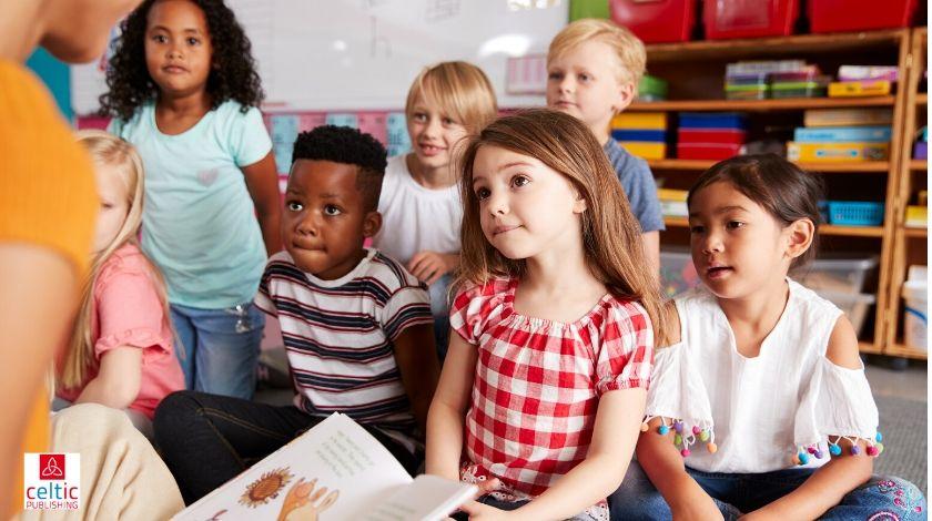 Come incrementare la capacità di concentrazione nei bambini - Lo Storytelling in lingua inglese